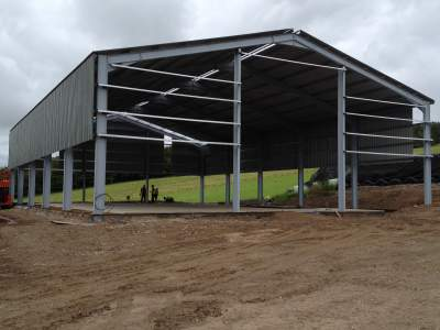 Structural Steel Frame Buildings Hot Amp Cold Rolled