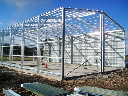 Steel Frame Building Engineering Solutions Sa